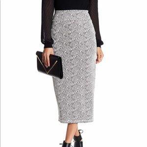 14th & Union Ponte Pencil Skirt